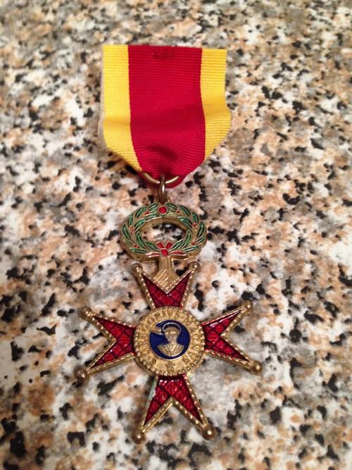 Croce dell'ordine equestre
