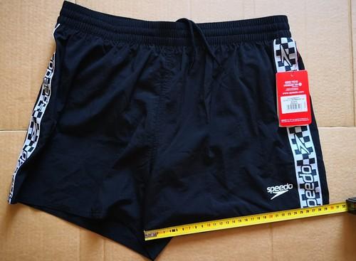 Pantaloncini short Speedo nuovi Tg M